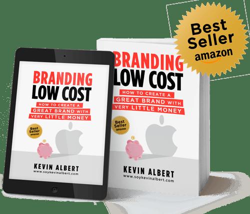 Cubierta del libro Branding Low Cost